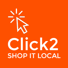 Click 2 Shop it local Logo